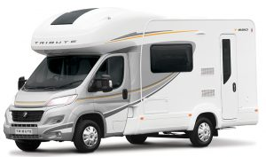 New AutoTrail Tribute T620